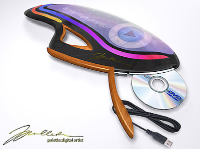 Palette-Digital Artist - The Portable PC For Artists