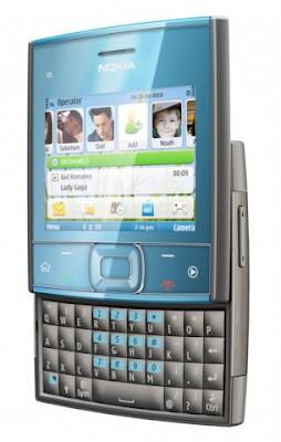 nokia x5 phone