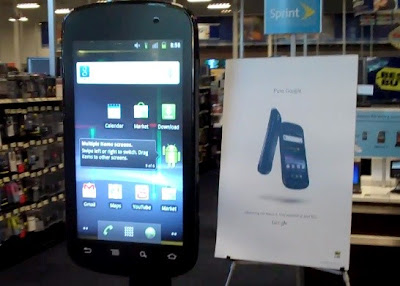 Nexus S with 42-inch display Seen On www.coolpicturegallery.us