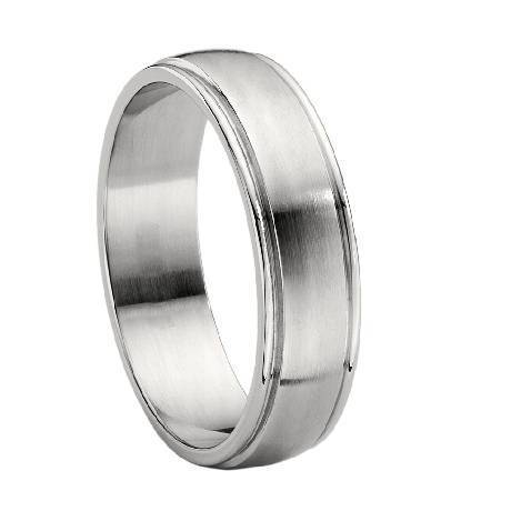 When techsavvy guys decide to tie the knot men 39s titanium bands are their