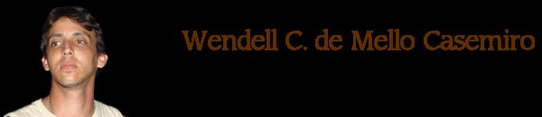 Wendell C. de Mello Casemiro