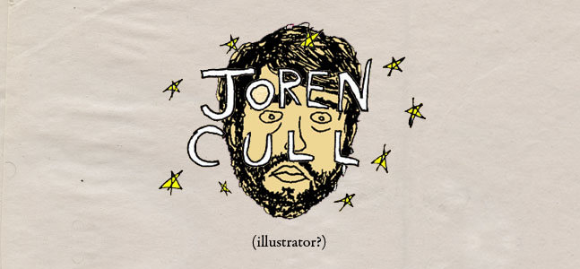 Joren Cull (illustrator?)