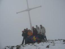 Montaña con OJE-HOGAR Navarra Barcelona