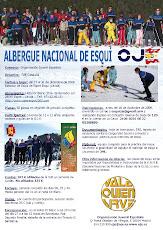 Álbergue Nacional de esquí del 27 al 31 de diciembre'09