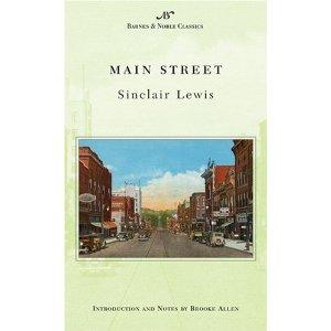 essay main street by lewis