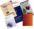 Revistas sobre Paz, Violencia y Conflictos