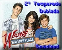 Os Feiticeiros de Waverly Place - 2ª Temporada