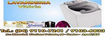 Lavanderia Vitória (84) 9110-7241