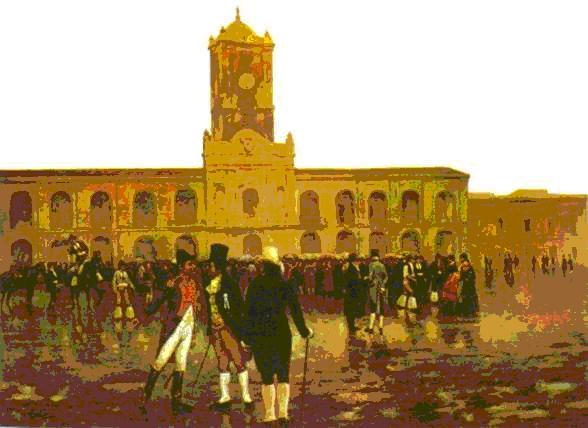 ACTA DEL DIA 25 DE MAYO DE 1810