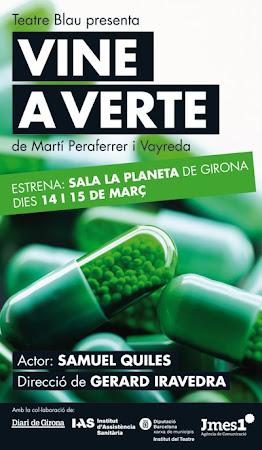 COM A AUTOR: ESTRENADA EL 14 I 15 DE MARÇ- LA PLANETA-GIRONA