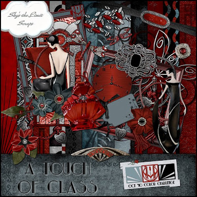 A Touch Of Class Freebie by Skys The Limit