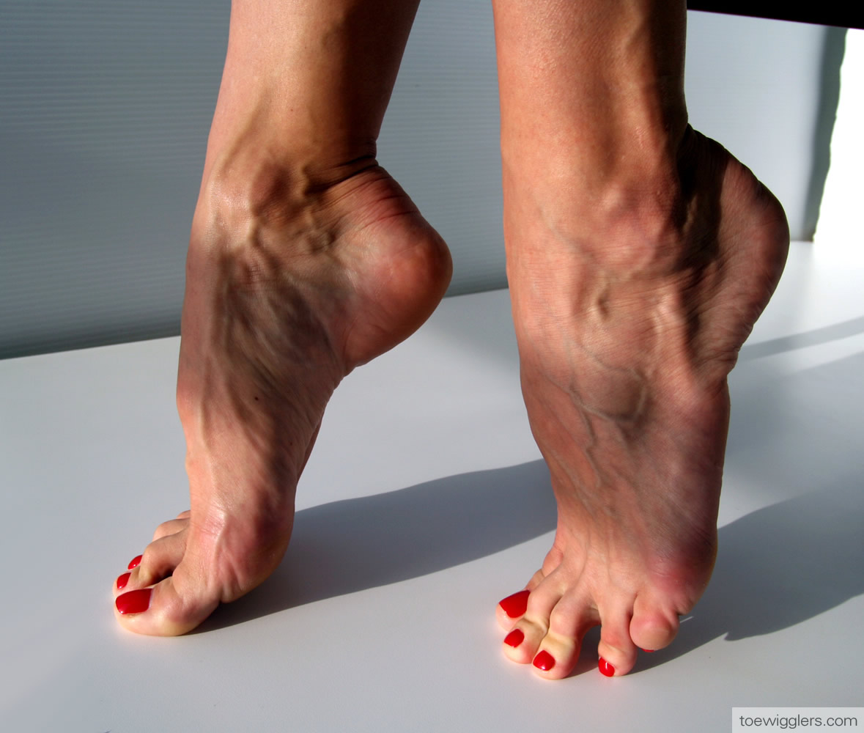 Think, Sexy high arch feet consider, that