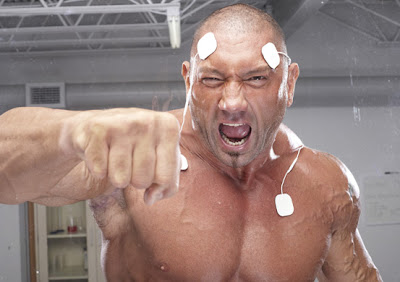 Wednesday Wrestler: Dave Batista