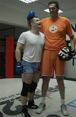 Weigh In Wednsday Cro Cop