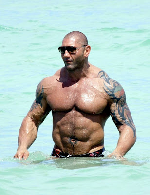 Wednsday Wrestler: Dave Batista