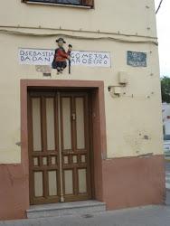 Casa típica de Manzanares, calle de la Soledad.