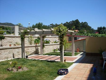 Mi refugio en Samieira, Rías Baixas.