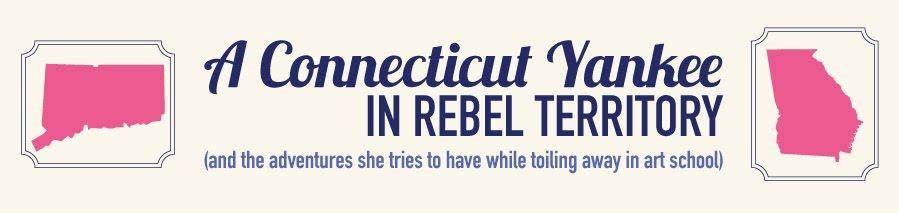 A Connecticut Yankee in Rebel Territory