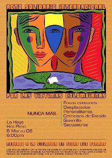 Colombia Sin Olvido