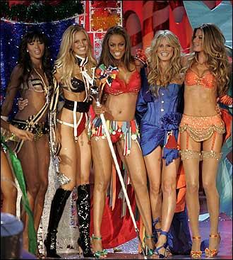 The Secret Of Victoria's Fashion Show