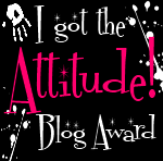 Blog Award!!
