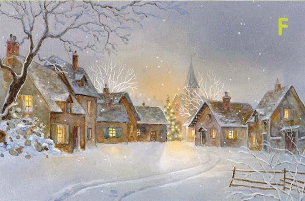 14 paisajes nevados bellos navidad nieve fondos hd picture - Paisaje nevado navidad ...
