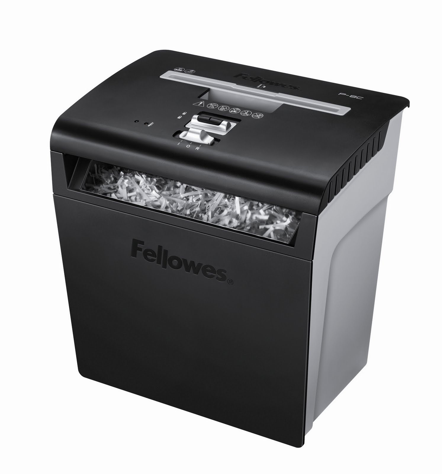 New paper shredder