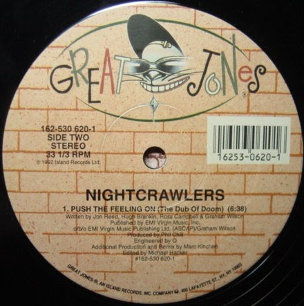 Classic house music nightcrawlers push the feeling on for Old house music classics