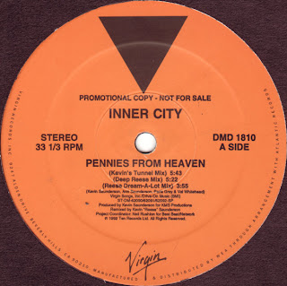 Classic house music inner city pennies from heaven for 1992 house music