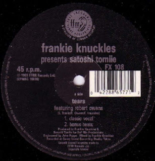 Classic house music frankie knuckles presents satoshi for Classic house music mix
