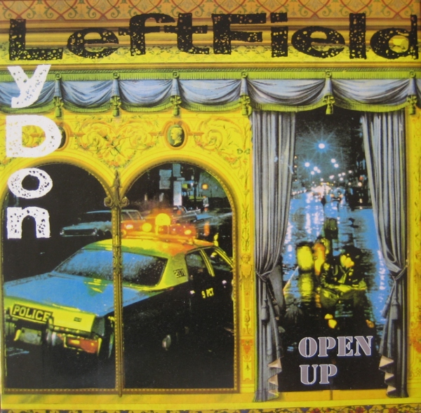 Classic house music leftfield open up bmg 1993 for Old house music classics