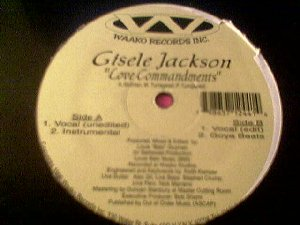 Classic house music gisele jackson love commandments for House music 1996
