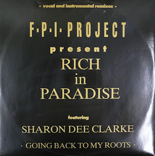 Classic house music fpi project rich in paradise rumour for 1991 house music