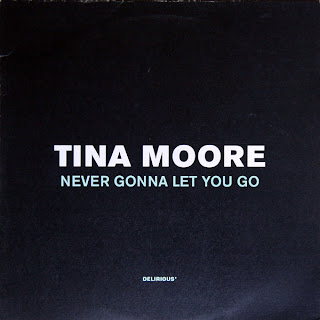 Classic house music tina moore never gonna let you go for House music 1997