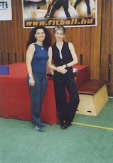 Colleen Craig-el Labdás Pilates tanfolyamon
