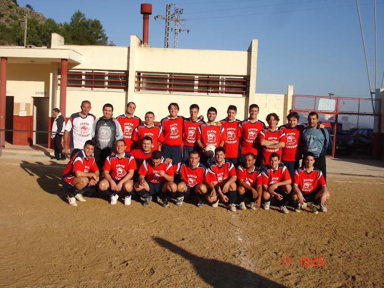 LLoberos 2007-2008