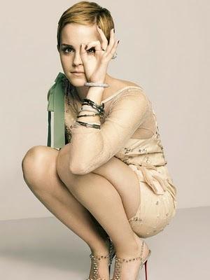 El pasado mes de Agosto la actriz Emma Watson quien interpreta a Hermione