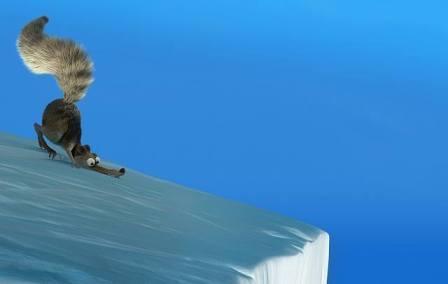 Veverka z Doby ledové