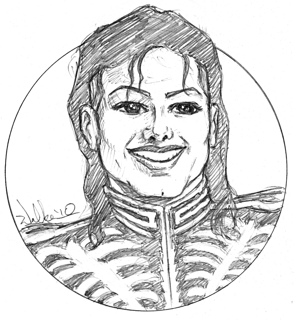 Drawing Smooth Lines Meaning : Free coloring pages of michael jackson dancing