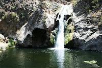 Paradise Falls in Wildwood Park