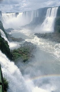 Iguazu Falls one of the Seven Forgotten Natural Wonders of the World