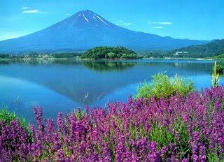 Mount Fuji one of the Seven Forgotten Natural Wonders of the World