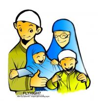 ~Keluarga Muslim Idaman~