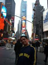 'En Times Square'