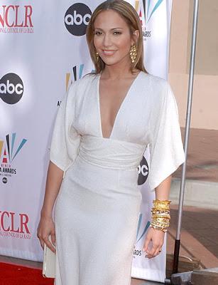 Jennifer Lopez'in Elbiseleri