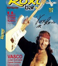Vasco Rossi, intervista, Red Ronnie, dvd, rivista, Roxy bar