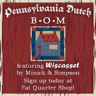 Pennsylvania Dutch BOM