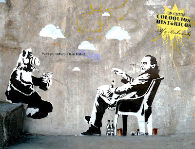 Alf y Bukowski