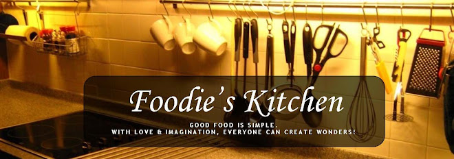 Foodies&#39; Kitchen