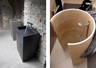 Støpe vask i betong